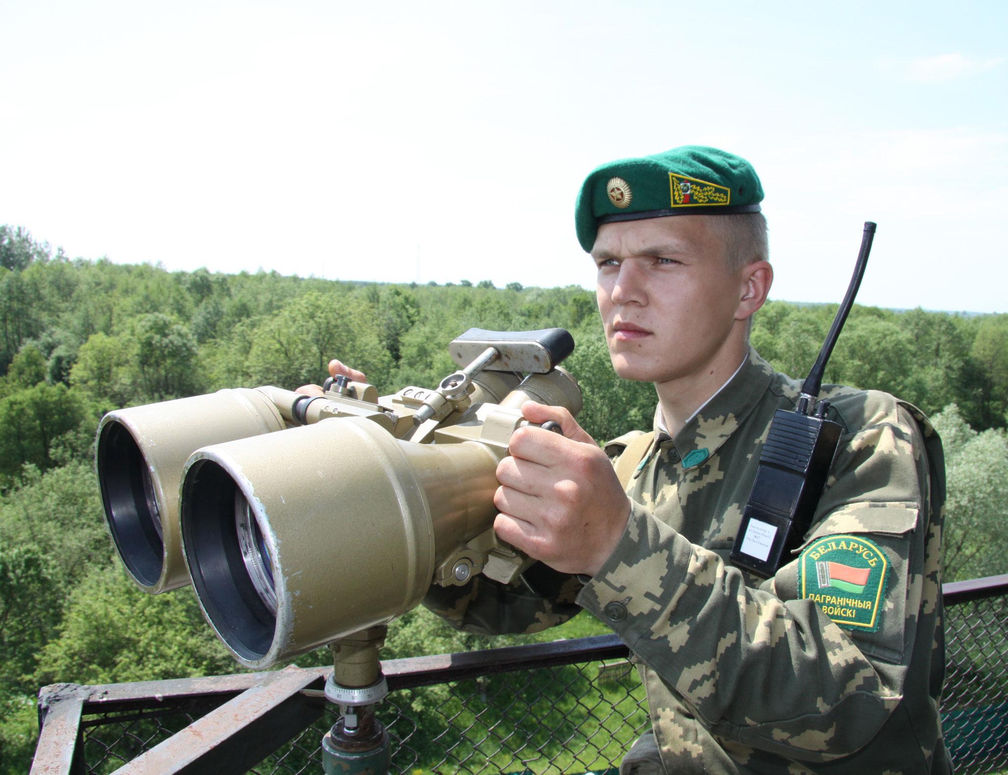 Цвет беретов российской армии