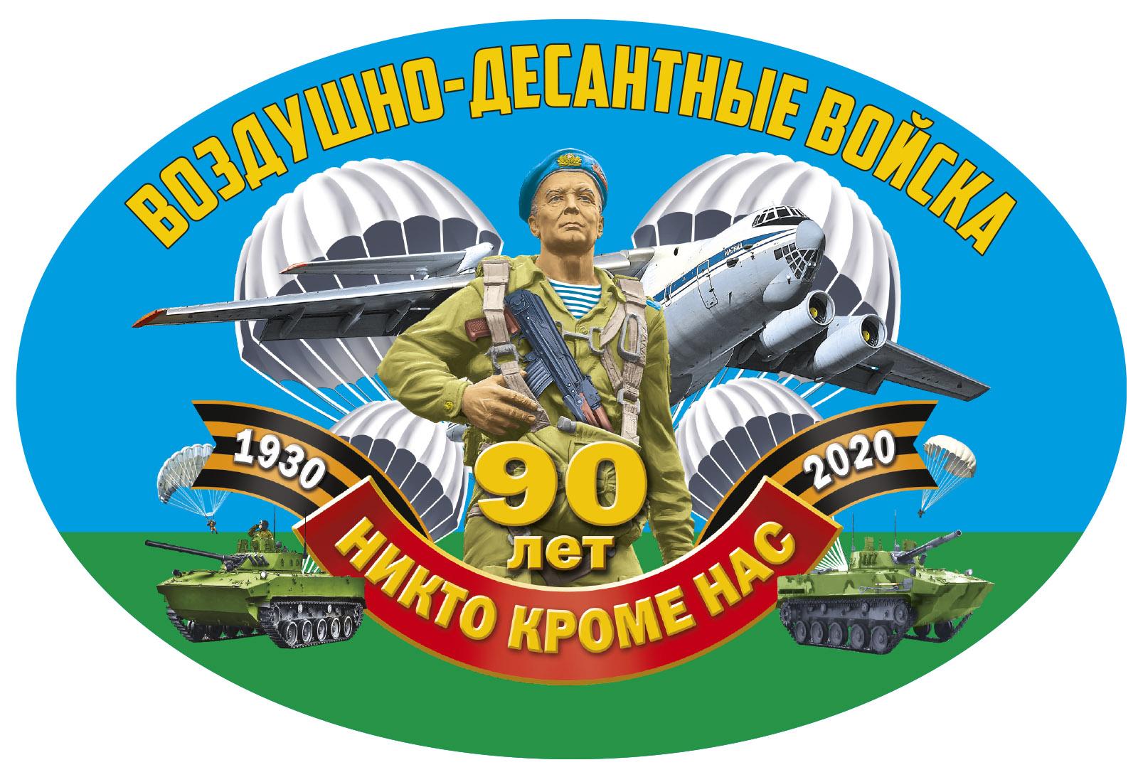 Поздравления к дню воздушно десантным войскам