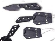 Нож Colt Neck Knife black