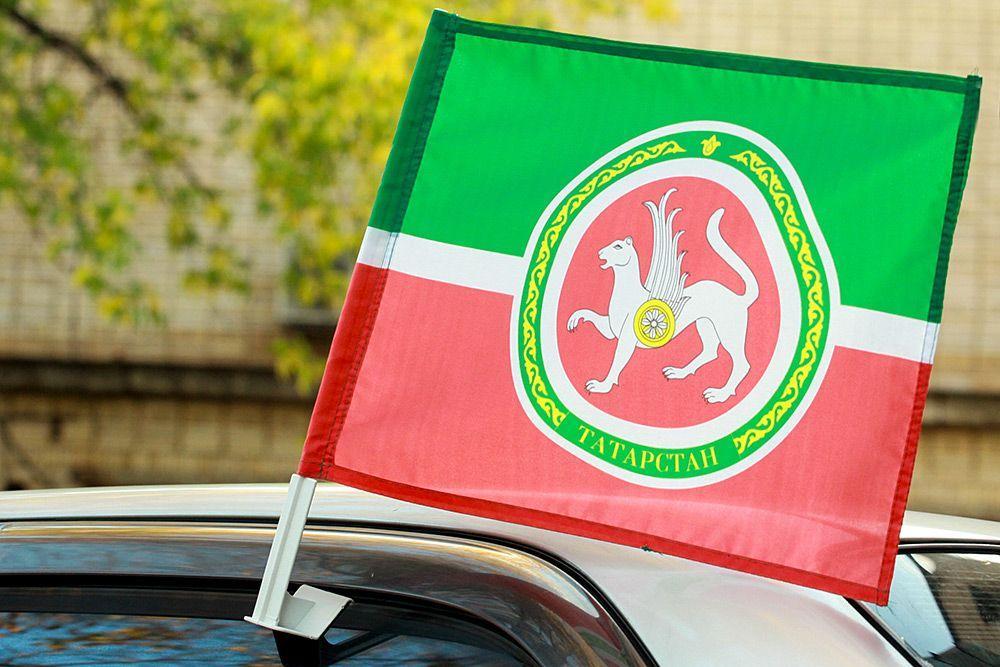 следует татарский флаг фото лишь том