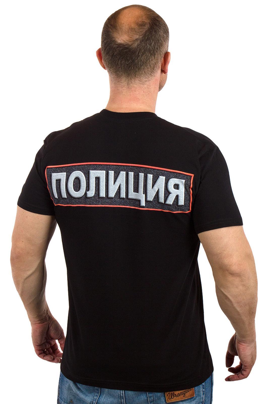 футболка полиция купить